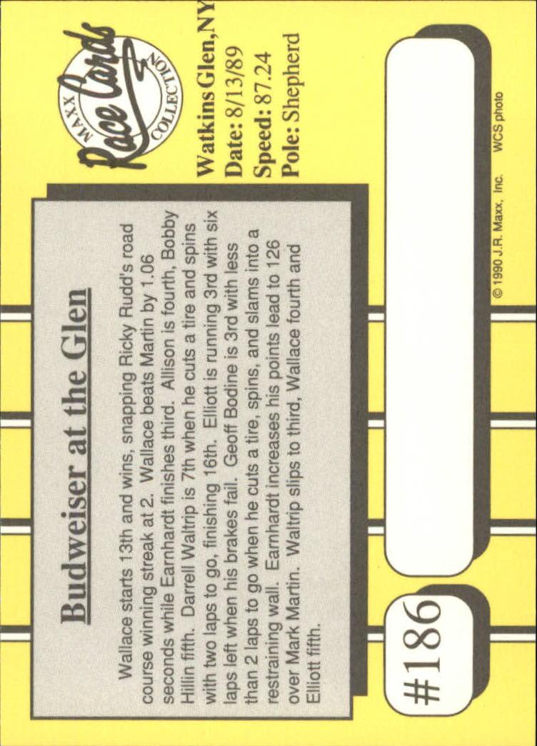1990-Maxx-Auto-Racing-Cards-1-200-Rookies-A2695-You-Pick-10-FREE-SHIP thumbnail 371