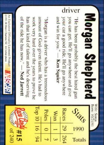 1991-Maxx-Auto-Racing-Cards-1-240-Rookies-A2705-You-Pick-10-FREE-SHIP thumbnail 31