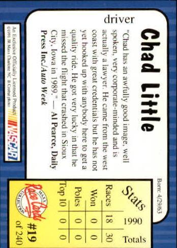 1991-Maxx-Auto-Racing-Cards-1-240-Rookies-A2705-You-Pick-10-FREE-SHIP thumbnail 39