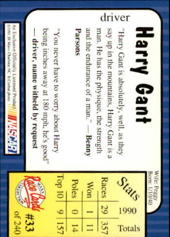 1991-Maxx-Auto-Racing-Cards-1-240-Rookies-A2705-You-Pick-10-FREE-SHIP thumbnail 67