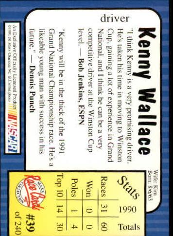 1991-Maxx-Auto-Racing-Cards-1-240-Rookies-A2705-You-Pick-10-FREE-SHIP thumbnail 79