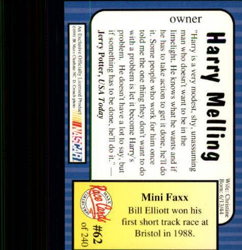 1991-Maxx-Auto-Racing-Cards-1-240-Rookies-A2705-You-Pick-10-FREE-SHIP thumbnail 125