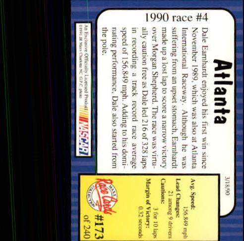 1991-Maxx-Auto-Racing-Cards-1-240-Rookies-A2705-You-Pick-10-FREE-SHIP thumbnail 346