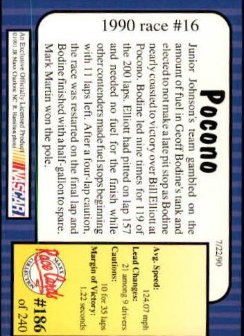 1991-Maxx-Auto-Racing-Cards-1-240-Rookies-A2705-You-Pick-10-FREE-SHIP thumbnail 372