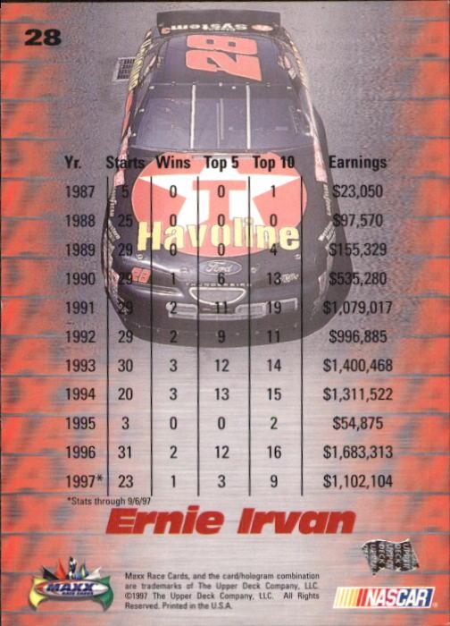 1997-Maxx-Auto-Racing-Cards-1-120-Rookies-A3252-You-Pick-10-FREE-SHIP thumbnail 57