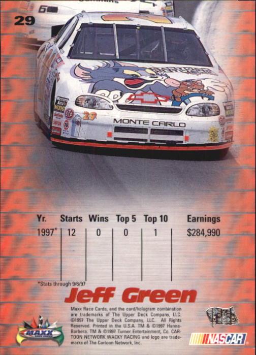1997-Maxx-Auto-Racing-Cards-1-120-Rookies-A3252-You-Pick-10-FREE-SHIP thumbnail 59