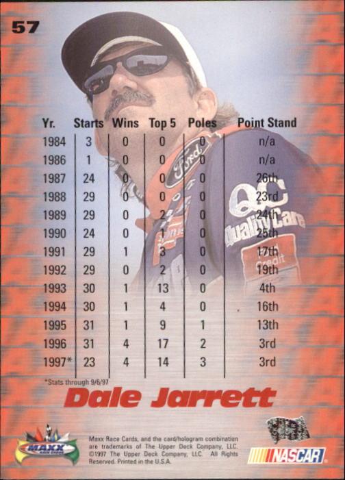 1997-Maxx-Auto-Racing-Cards-1-120-Rookies-A3252-You-Pick-10-FREE-SHIP thumbnail 115