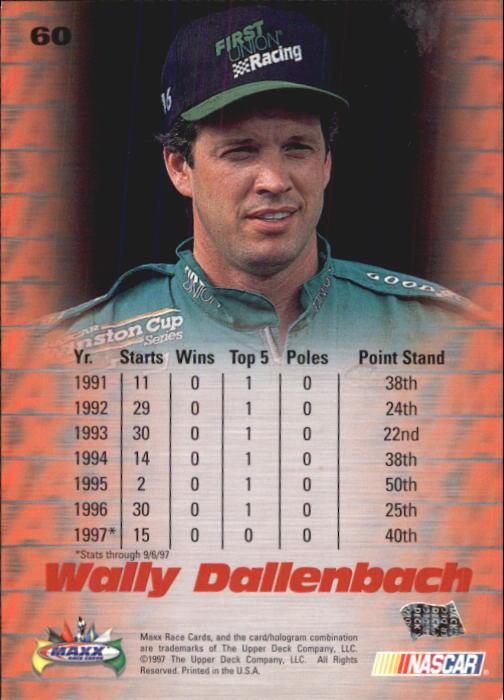 1997-Maxx-Auto-Racing-Cards-1-120-Rookies-A3252-You-Pick-10-FREE-SHIP thumbnail 121