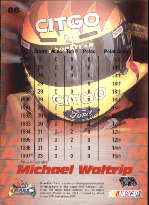 1997-Maxx-Auto-Racing-Cards-1-120-Rookies-A3252-You-Pick-10-FREE-SHIP thumbnail 133