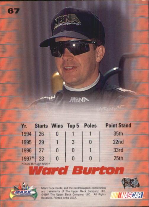 1997-Maxx-Auto-Racing-Cards-1-120-Rookies-A3252-You-Pick-10-FREE-SHIP thumbnail 135