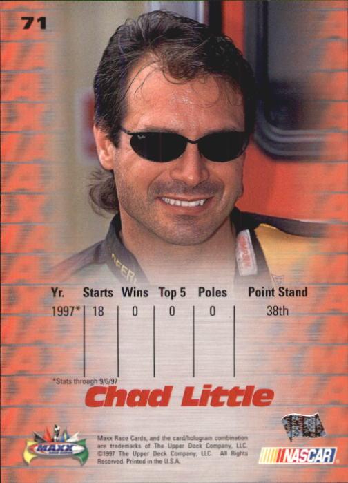 1997-Maxx-Auto-Racing-Cards-1-120-Rookies-A3252-You-Pick-10-FREE-SHIP thumbnail 143
