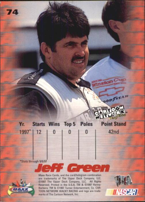 1997-Maxx-Auto-Racing-Cards-1-120-Rookies-A3252-You-Pick-10-FREE-SHIP thumbnail 149
