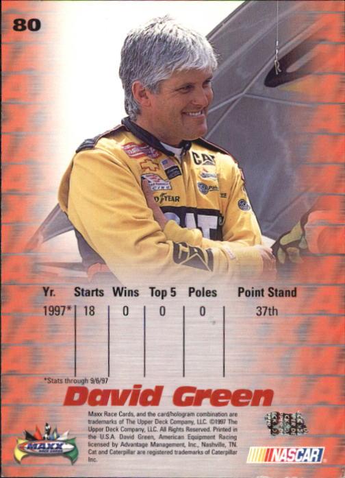1997-Maxx-Auto-Racing-Cards-1-120-Rookies-A3252-You-Pick-10-FREE-SHIP thumbnail 159