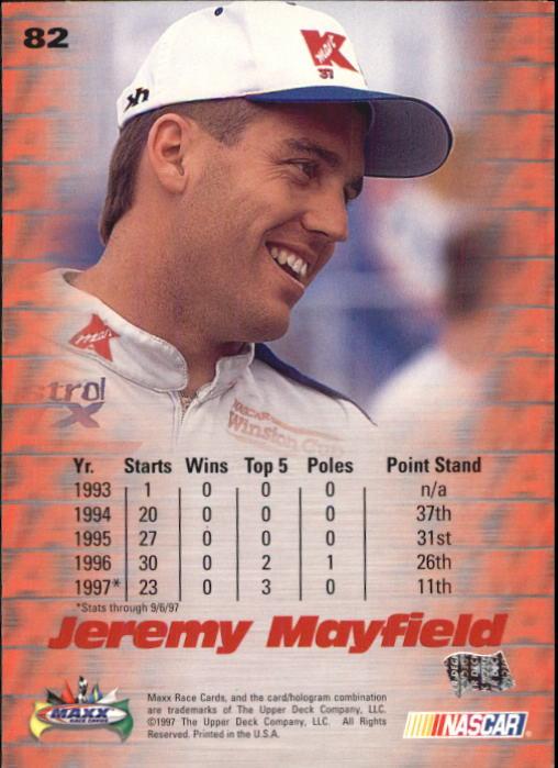 1997-Maxx-Auto-Racing-Cards-1-120-Rookies-A3252-You-Pick-10-FREE-SHIP thumbnail 163