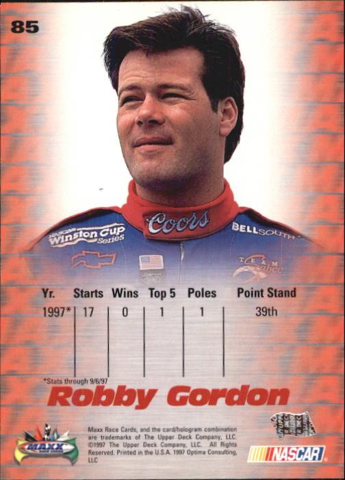 1997-Maxx-Auto-Racing-Cards-1-120-Rookies-A3252-You-Pick-10-FREE-SHIP thumbnail 169