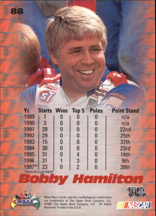 1997-Maxx-Auto-Racing-Cards-1-120-Rookies-A3252-You-Pick-10-FREE-SHIP thumbnail 175