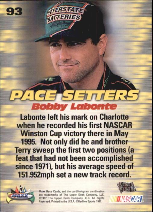 1997-Maxx-Auto-Racing-Cards-1-120-Rookies-A3252-You-Pick-10-FREE-SHIP thumbnail 185