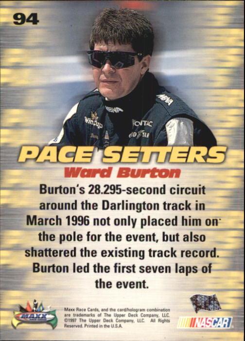1997-Maxx-Auto-Racing-Cards-1-120-Rookies-A3252-You-Pick-10-FREE-SHIP thumbnail 187