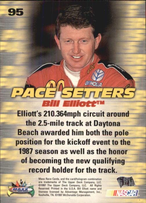 1997-Maxx-Auto-Racing-Cards-1-120-Rookies-A3252-You-Pick-10-FREE-SHIP thumbnail 189