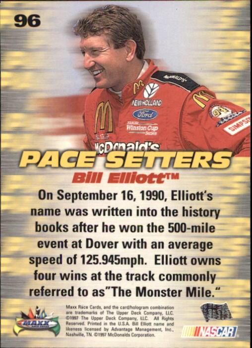 1997-Maxx-Auto-Racing-Cards-1-120-Rookies-A3252-You-Pick-10-FREE-SHIP thumbnail 191
