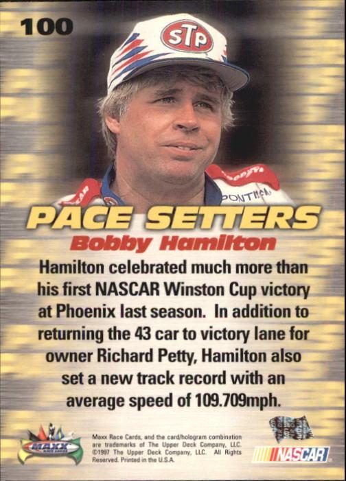 1997-Maxx-Auto-Racing-Cards-1-120-Rookies-A3252-You-Pick-10-FREE-SHIP thumbnail 199