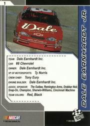 2002-Press-Pass-Trackside-Racing-Card-Pick thumbnail 3