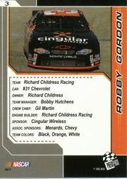 2002-Press-Pass-Trackside-Racing-Card-Pick thumbnail 7