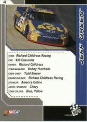 2002-Press-Pass-Trackside-Racing-Card-Pick thumbnail 9