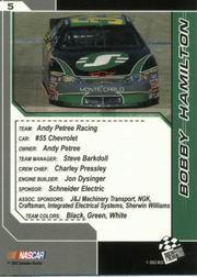 2002-Press-Pass-Trackside-Racing-Card-Pick thumbnail 11