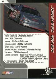 2002-Press-Pass-Trackside-Racing-Card-Pick thumbnail 13