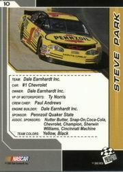 2002-Press-Pass-Trackside-Racing-Card-Pick thumbnail 21