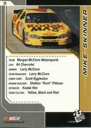 2002-Press-Pass-Trackside-Racing-Card-Pick thumbnail 23