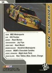 2002-Press-Pass-Trackside-Racing-Card-Pick thumbnail 29