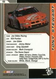 2002-Press-Pass-Trackside-Racing-Card-Pick thumbnail 31