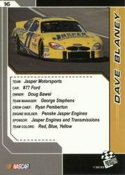 2002-Press-Pass-Trackside-Racing-Card-Pick thumbnail 33