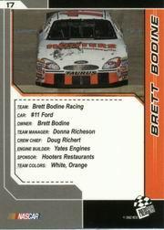 2002-Press-Pass-Trackside-Racing-Card-Pick thumbnail 35
