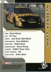 2002-Press-Pass-Trackside-Racing-Card-Pick thumbnail 45