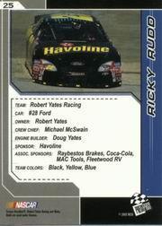 2002-Press-Pass-Trackside-Racing-Card-Pick thumbnail 51