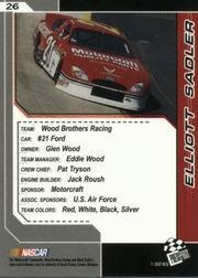 2002-Press-Pass-Trackside-Racing-Card-Pick thumbnail 53