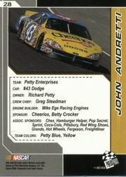 2002-Press-Pass-Trackside-Racing-Card-Pick thumbnail 57