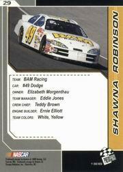 2002-Press-Pass-Trackside-Racing-Card-Pick thumbnail 59