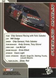 2002-Press-Pass-Trackside-Racing-Card-Pick thumbnail 65