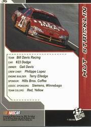 2002-Press-Pass-Trackside-Racing-Card-Pick thumbnail 73