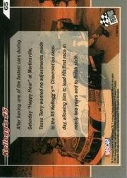 2002-Press-Pass-Trackside-Racing-Card-Pick thumbnail 129