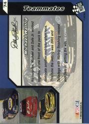 2002-Press-Pass-Trackside-Racing-Card-Pick thumbnail 147
