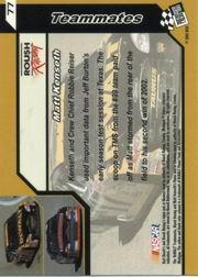 2002-Press-Pass-Trackside-Racing-Card-Pick thumbnail 153