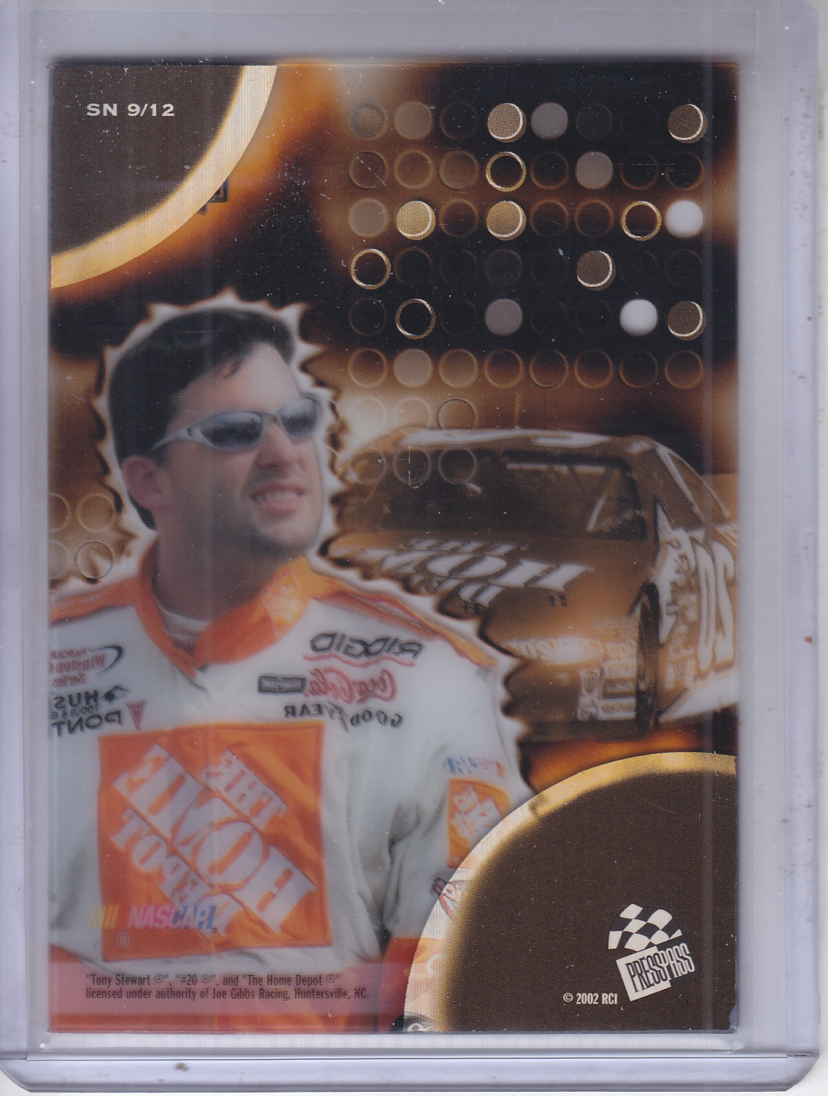 2002-Press-Pass-Eclipse-Racing-Insert-Card-Pick thumbnail 17