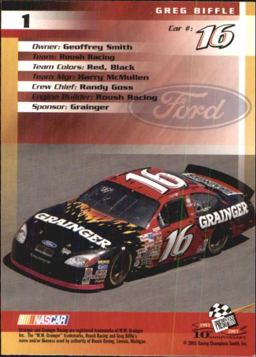 2003-Press-Pass-Trackside-Racing-Card-Pick thumbnail 3
