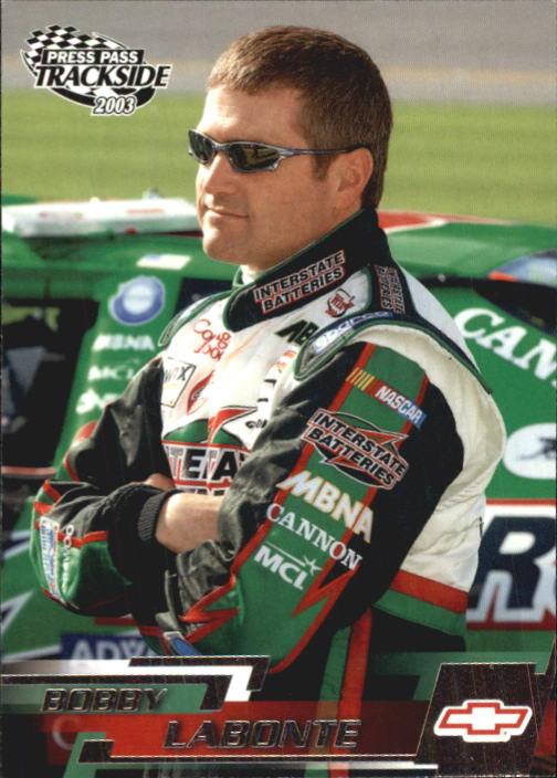 2003-Press-Pass-Trackside-Racing-Card-Pick