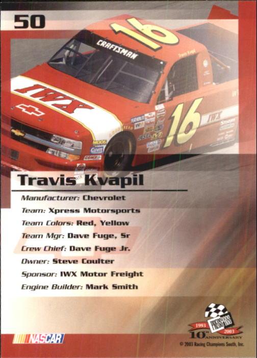 2003-Press-Pass-Trackside-Racing-Card-Pick thumbnail 101